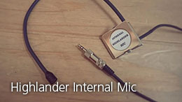 Highlander Internal Mic