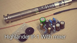 Highlander IP-1 With mixer
