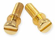 STOP TAILPIECE STUDS / STEEL781 / Gold