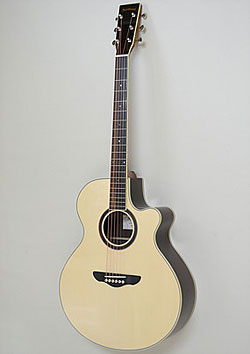 Northwood Guitars 2016 R80 MJV スクエアヘッド