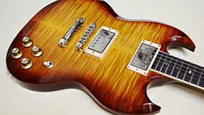 Northwood Guitars SG Three-color Sunburst