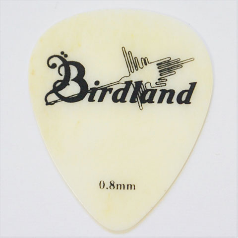 Buffalo Bone Flat Pick 0.8mm