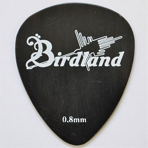 Buffalo Horn Flat Pick 0.8mm