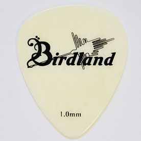 Buffalo Bone Flat Pick 1.0mm