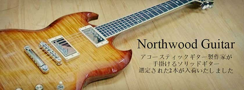 Northwood Guitars SG Cherry Sunburst